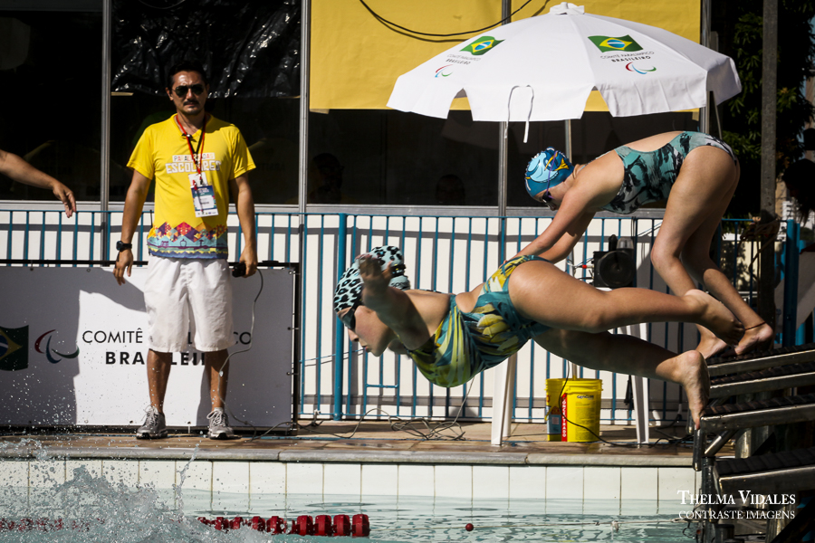 Paralimpíadas Escolares, Natal-RN - 2016