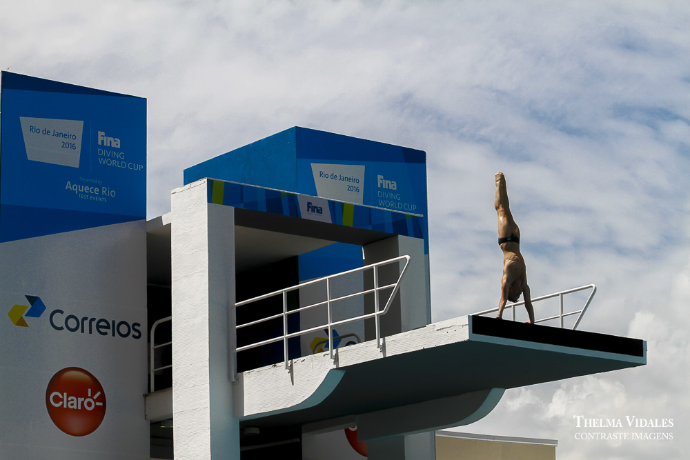 Final da Fina Diving World Cup, plataforma 10 metros masculina‬.